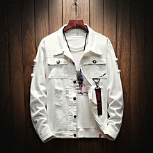 764f2e3ec213 Men  039 s Autumn Winter New Style Pure Color Jacket