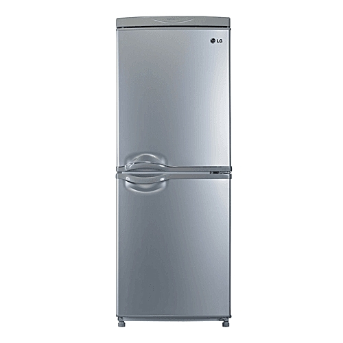 Refrigerator With Bottom Freezer-REF269 Silver