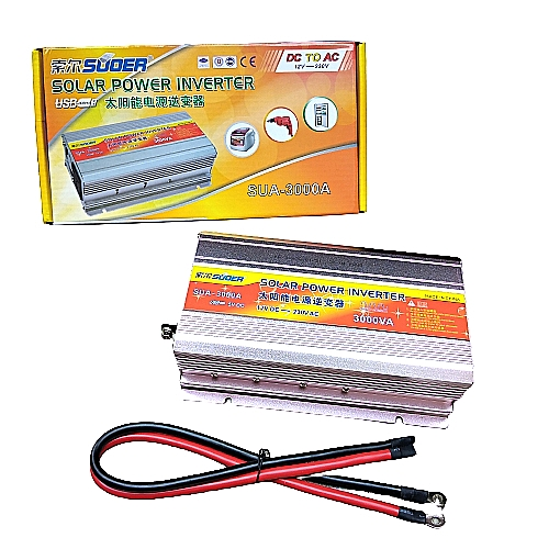 3000W / 3000 Watts Inverter With Lowest Energy Consumption