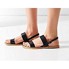 0e325cf0c Fashion Standard Brown And Black Sandals