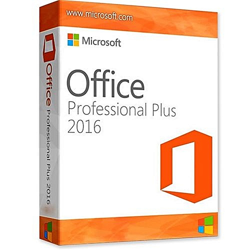 Microsoft Office 2016 Professional Plus 5 Users And Download