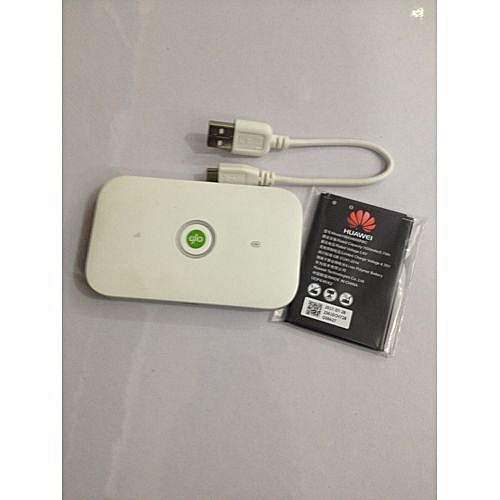 Glo 4G LTE Pocket WiFi With Free 12GB Data E5573cs-933