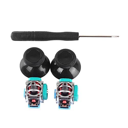 Joystick Controller 3 Pin Sensor Module With Thumb Sticks 3D Cap For PS4