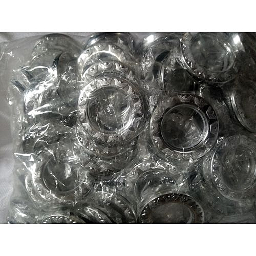 Pack Of (50 TO 300) Pics Plastic Ring For Eyelet Curtain -