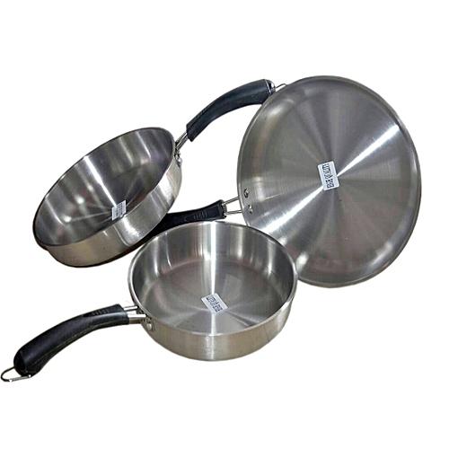 3 Set Fry Pan