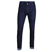 6b84a8f2de2 Quality Men  039 s Casual Slim Fit Jeans - Blue