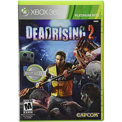 Capcom Dead Rising 2 Xbox 360