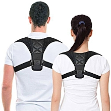 87d8198100 Posture Corrector For Men  amp  Women Upper Back Support Brace For  Providing Pain Relief From