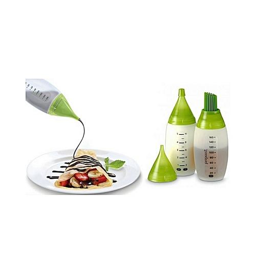 Chef's Plastic Bottle Kit