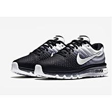 6bcf53bf0b04 AIR Max ˉMen  039 s Running Shoes sneakers White&Black