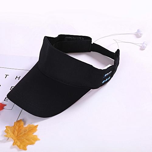 Sport Wireless Sport BT4.2 Music Hat Cap Speaker Headset Mic Earphone