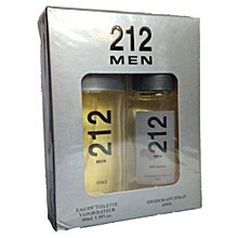 Perfume + Deodorant Body Spray For Men