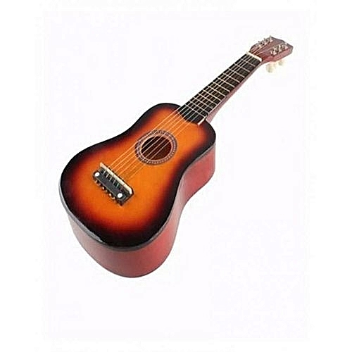 Beginners' Acoustic Non Electric Music Guitar -- For Kids Children Teens