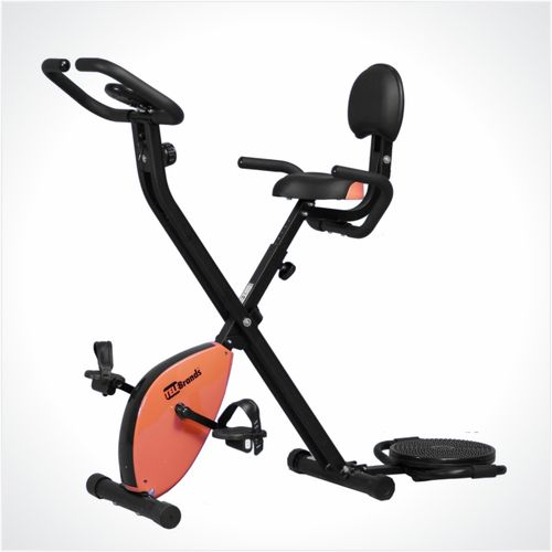Exercise Bike Jumia Kenya: Bodyfit Home Fitness Exercise X-bike With Back Rest