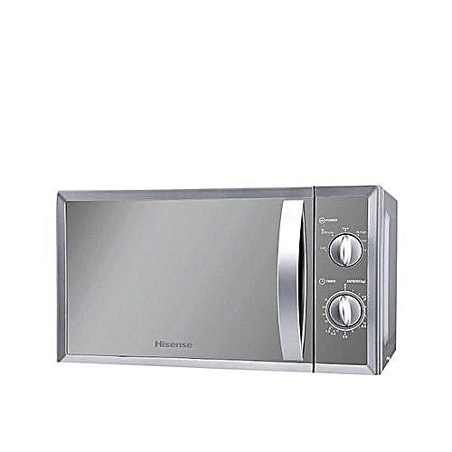 20L Microwave MOMMI – Silver Mirror