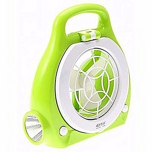 Lontor Rechargeable Lamp And Fan