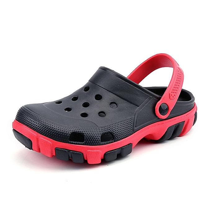3456ad19c Men Slippers Men Unisex Classic Casual Shoes Couple Beach Sandal Flip Flops  Shoes