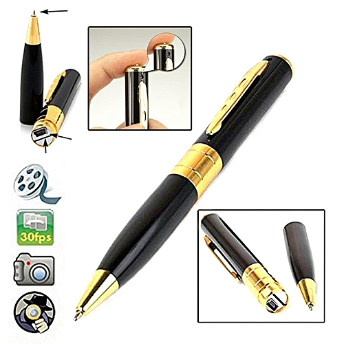 Camera Pen With Video Recorder