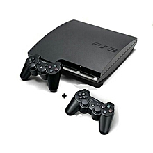 fb0f8b37676 PS3 Slim Console 320GB Plus 2 Controllers  amp  21 Latest Games Including  FIFA 2019  amp