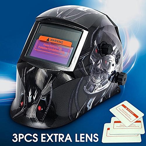 Pro Auto Solar Darkening Welding Helmet Arc Tig Mig Mask Grinding Welder Mask