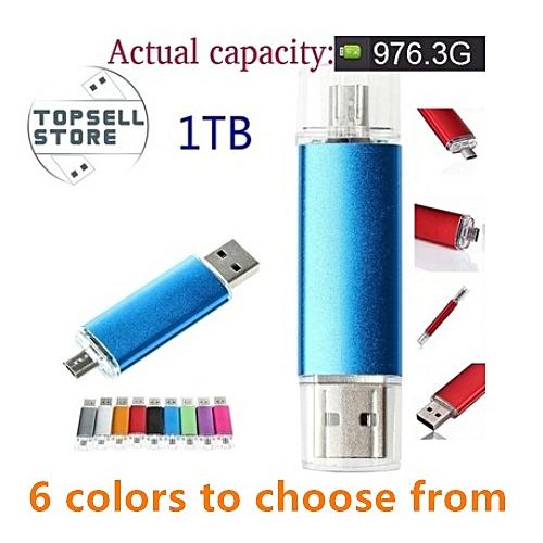 Generic 1TB OTG USB Flash Drive Memory Stick For Phone PC