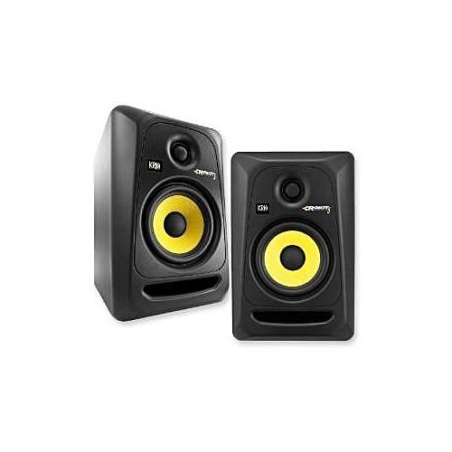 ROKIT 5 Powered Studio Monitor, Black