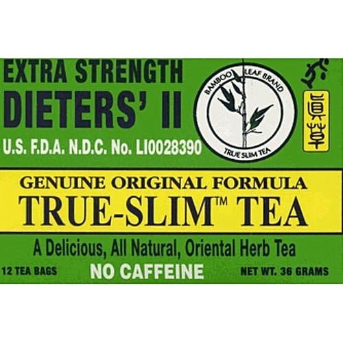 Extra Strength True Slim Tea