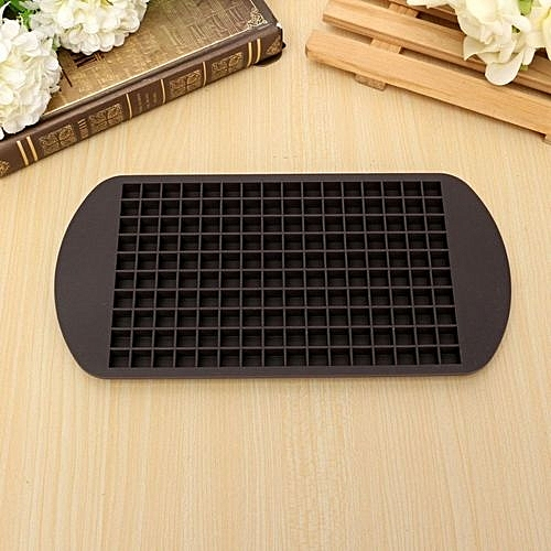 160 Mini Small Ice Cube Tray Frozen Cubes Trays Kitchen Tool Silicone Ice Mold
