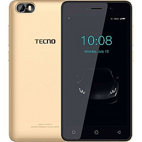 "F1-DUAL SIM,5MP FRONT CAMERA WITH FLASH,2MP BACK CAMERA WITH FLASH,8GB ROM + 1GB RAM,5"" DISPLAY,ANDROID 8.1 GO EDITION,1.3GHZ QUAD CORE PROCESSOR,2000mAh BATTERY, CHAMPAGNE GOLD"
