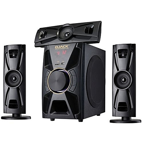 Powerful 3.1 X-Bass Bluetooth Home Theatre System DJ-403