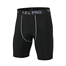 Men's Compression Fitness Sports Cool Dry Running Shorts for sale  Nigeria