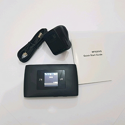 Universal 4G Portable MF920VS LCD Mifi Wifi Router For All Network