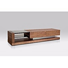 Royal Adio 6 Feet TV Stand  Brown (Delivery Within Lagos Only)