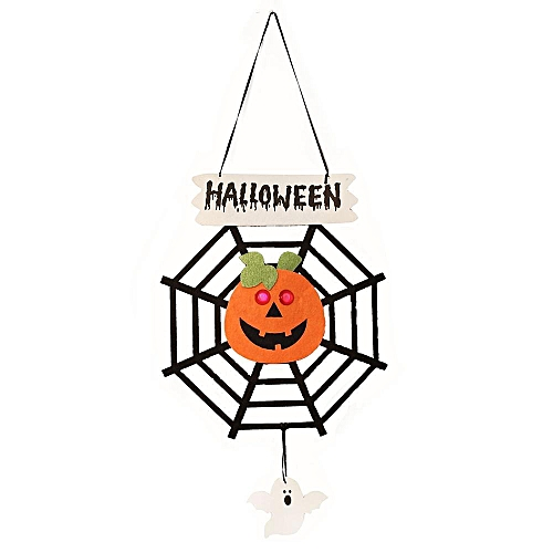 Halloween Haunted House Supplies Funny Halloween Props Bar Decoration Hanging Sign
