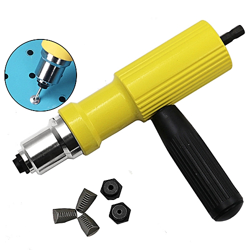 Riveter Adapter Rivet Gun Core Riveting Tool