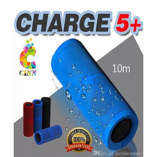 Charge 5 Plus Mini Bluetooth Speaker (F)