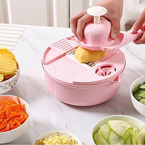 Circular Hand Pulled Vegetable Cutter