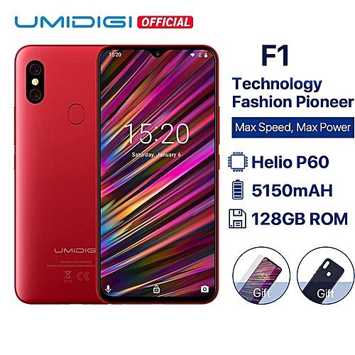 UMIDIGI F1 Android 9 0 6 3