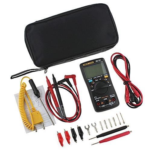 ANENG Digital Multimeter AN8009 LCD Display Multimeter 9999 Counts AC/DC Tester