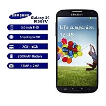 Galaxy S4 I9507V 4G Smartphone 50039039 2600mAh FHD 13MP