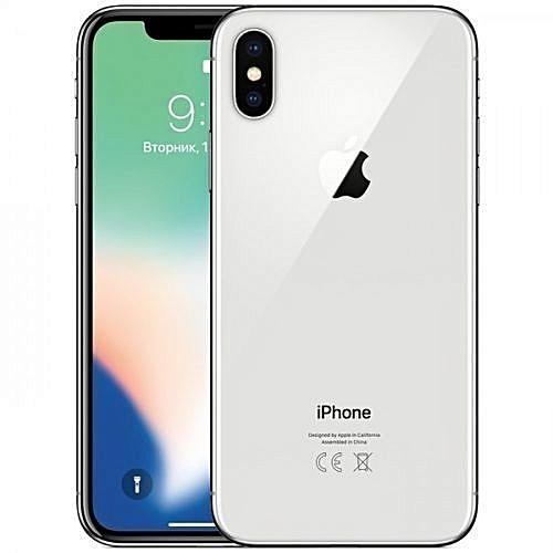 IPhone X 5.8-Inches Super AMOLED (3GB RAM, 64GB ROM) IOS 11.1.1- Space Gray (+ 1 Year Warranty)