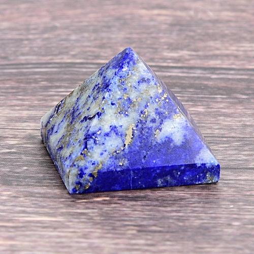 100% Natural Crystal Quartz Pyramid Energy Home Decoration