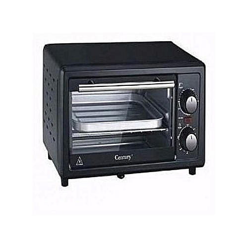 Electric Oven With Toaster, Baker And Grill - 11Litres
