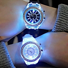 1 Pair Of Couple Wrist Watches LED Backlight Sport for sale  Nigeria