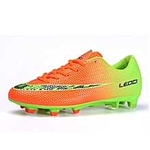 buy popular 76b37 3ac50 2019 Men Fashion Long-nails Football Shoes Soccer Boots TF Sports Sneakers