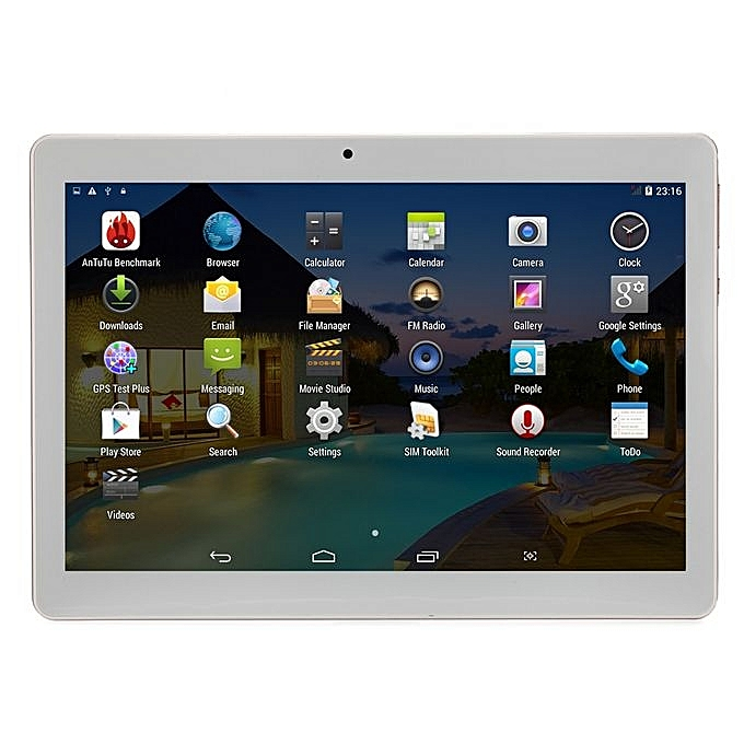 Phonepad 7II 7-Inch ( 1GB,16GB ROM) Android 5.1 Lollipop, 5MP + 2MP 4G Tablet - Grey