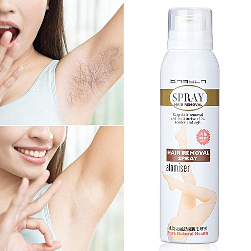 130ml Smooth Painless Hair Removal Foaming Cream Depilatory Spray For Armpit Arm Leg