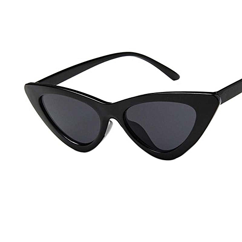7b14d97c490 Generic Grace Star Mall Retro Triangle Cat Eye Sunglasses Uv400 Eyewear  Valentine s Day Gift Lenses