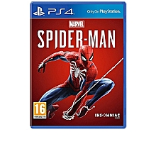 Playstation 4 Game Spider-Man, used for sale  Nigeria