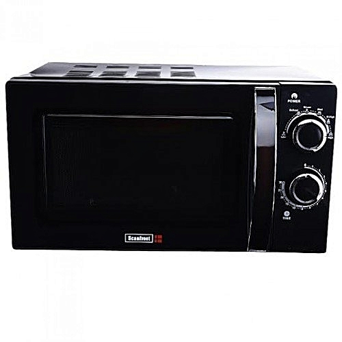 MICROWAVE OVEN – (PEARL BLACK)